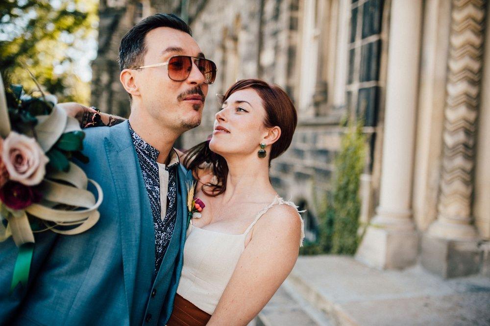 Toronto uoft wedding
