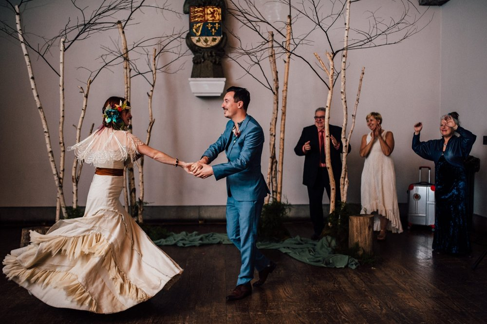 Creative jewish weddings in Toronto