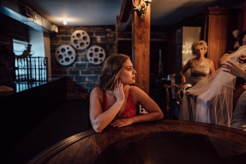 Moody Toronto wedding photographer