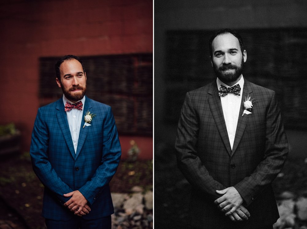Emotive Toronto wedding photographer