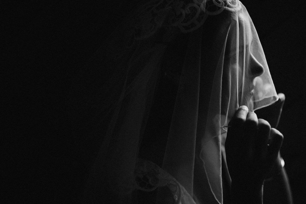 Dark and moody Toronto photography