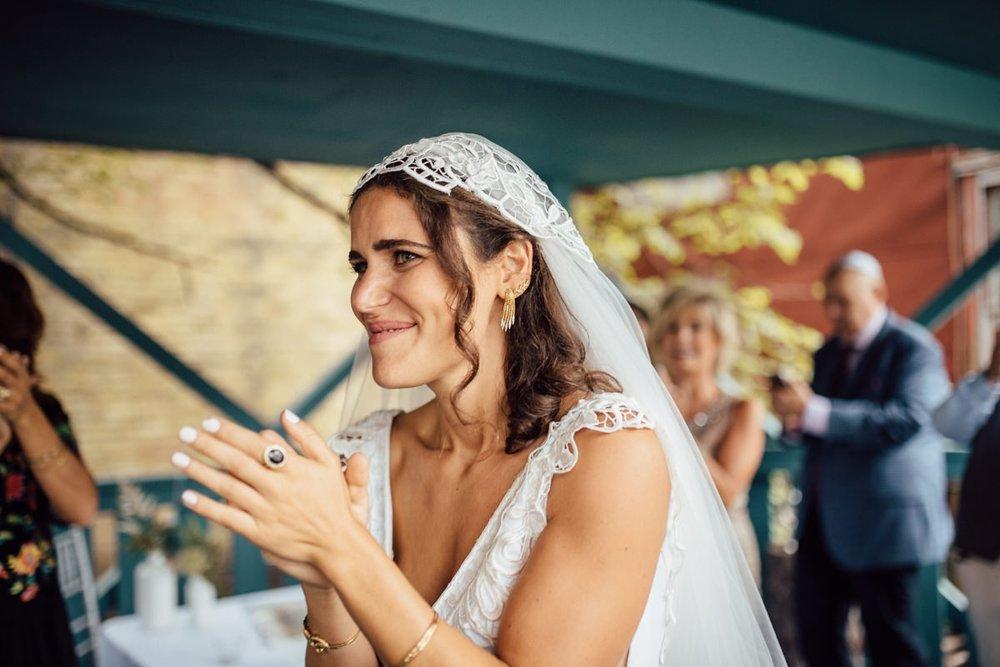 Emotive Toronto wedding