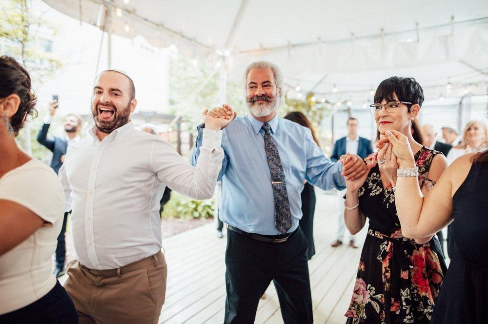 Creative Toronto wedding photographer