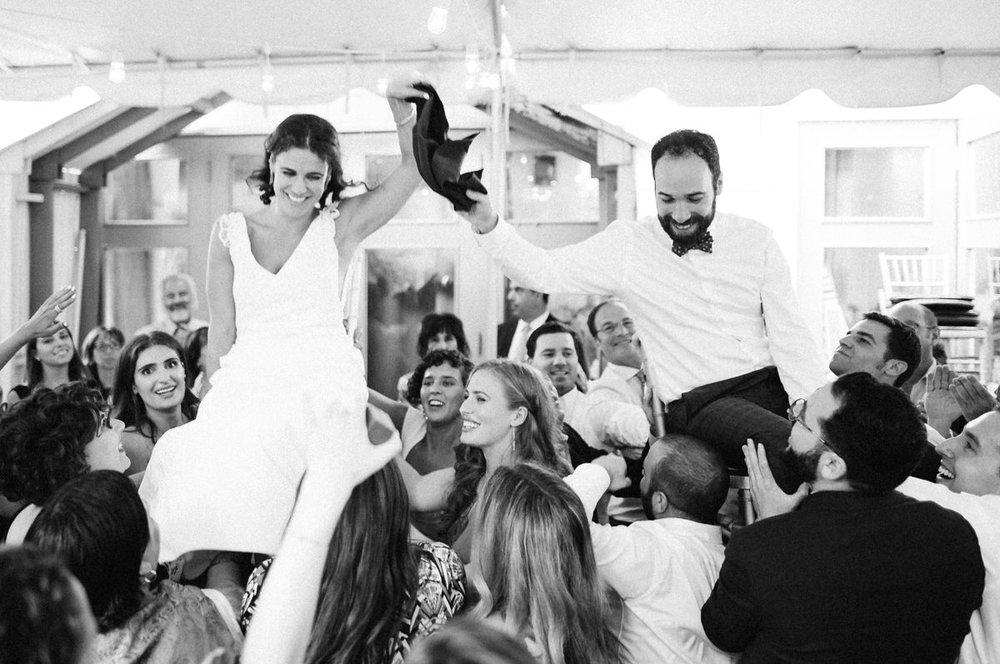 Toronto creative wedding photos