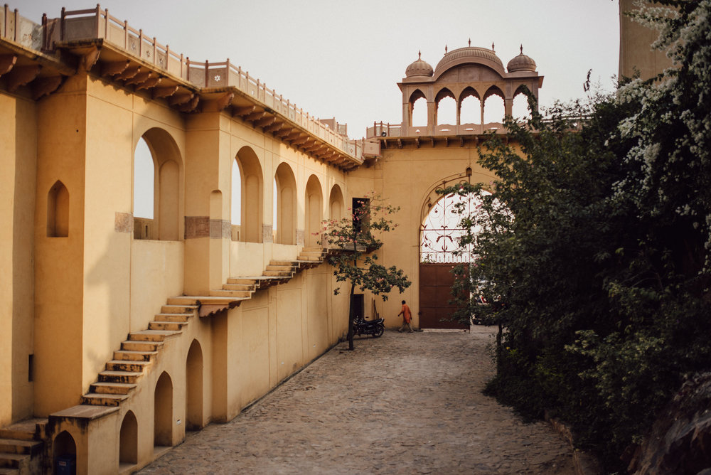 Tijara Fort Palace
