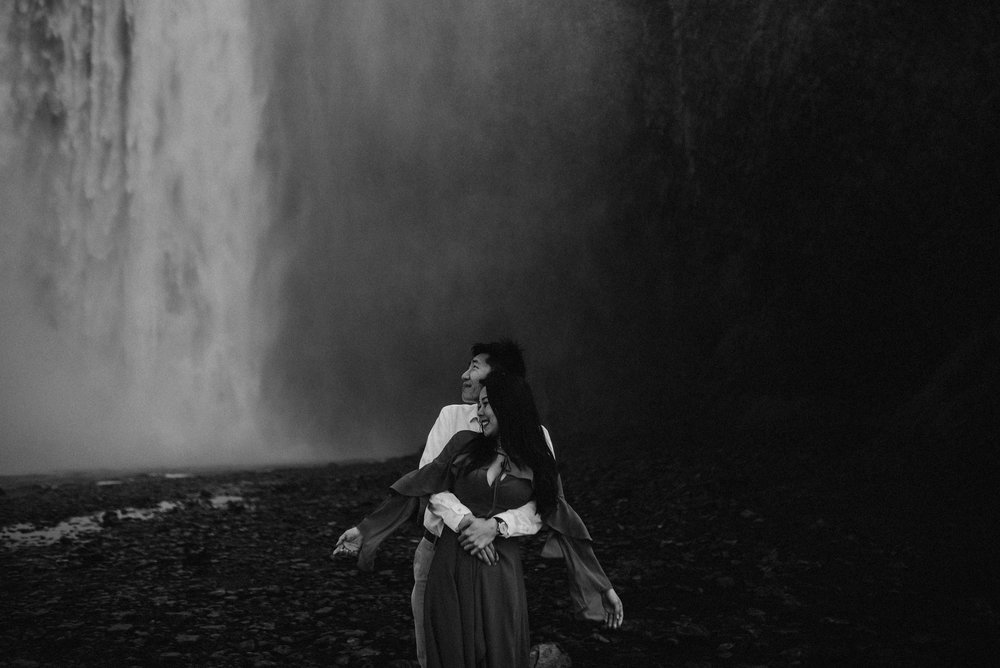 magical iceland elopement