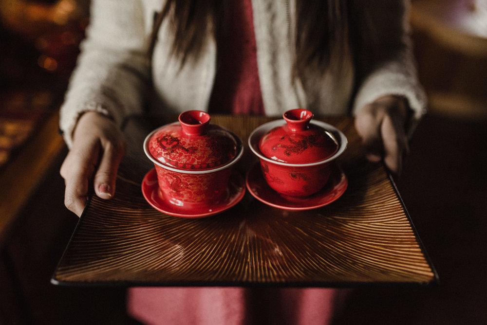 utah chinese tea ceremony
