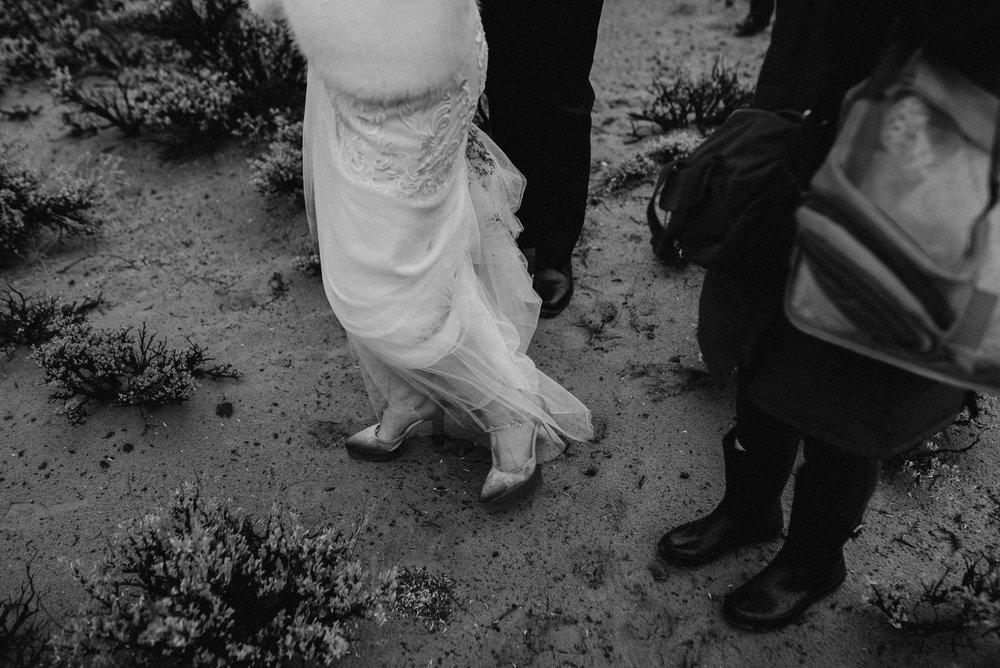 artistic utah elopement photography