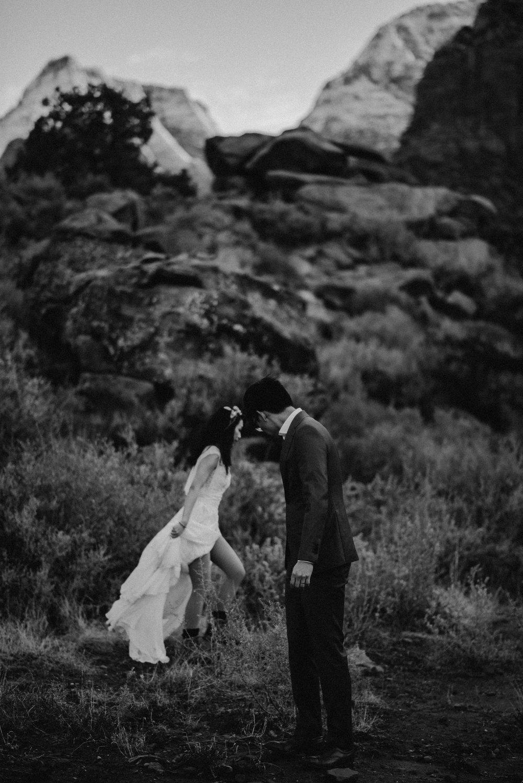 moody destination wedding photography