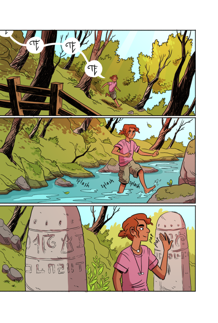 the witch boy graphic novel u2014 molly ostertag