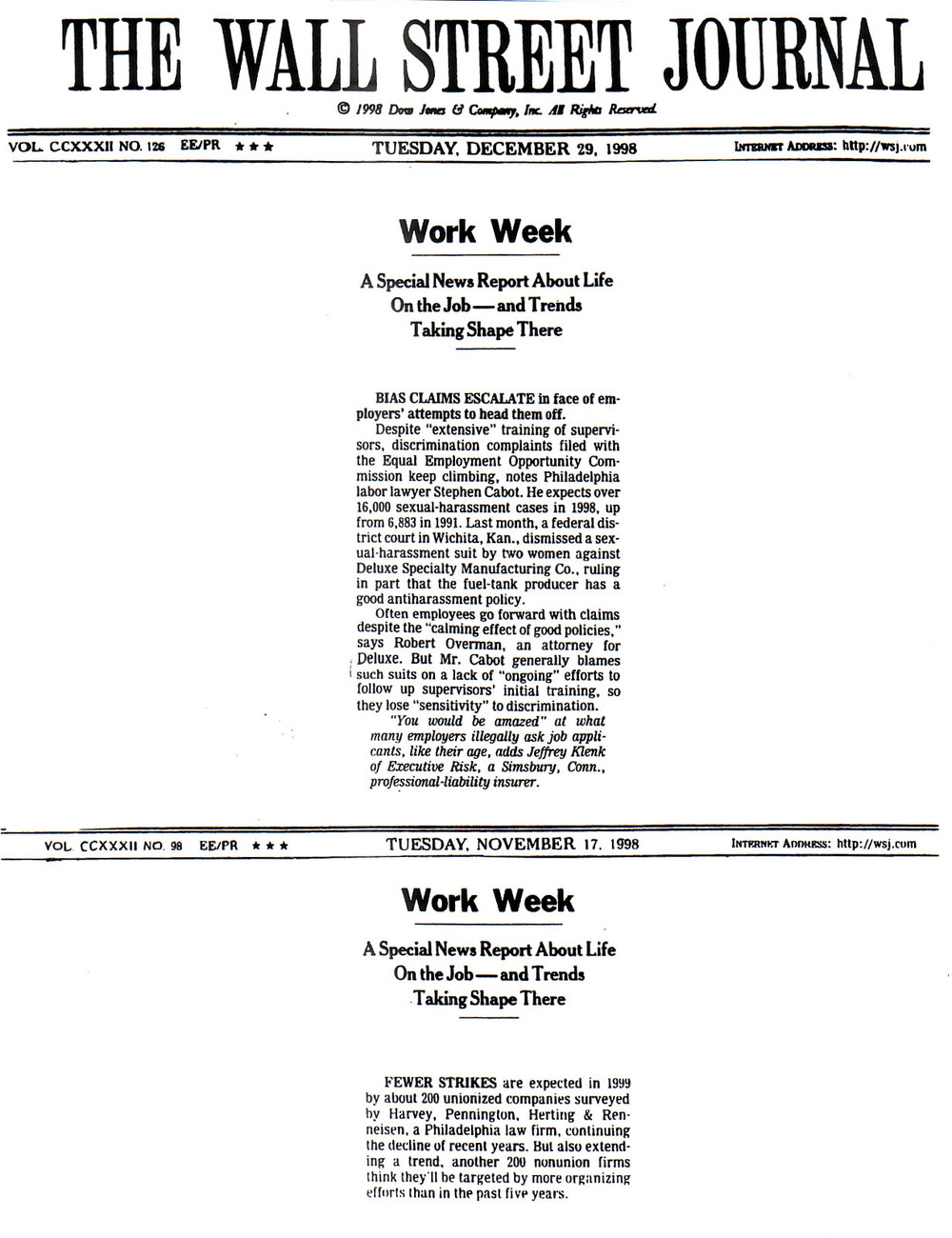 the wall street journal-december 29, 1998-work week.jpg