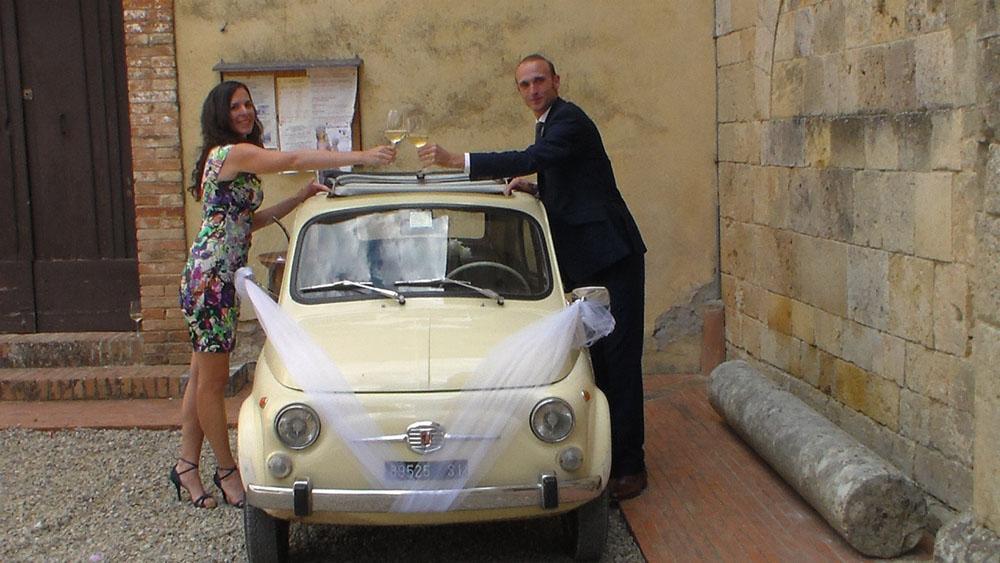 Attending a Tuscan Wedding