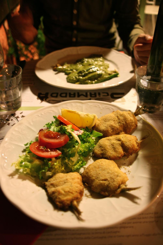 Sciamadda , our favorite restaurant on Elba