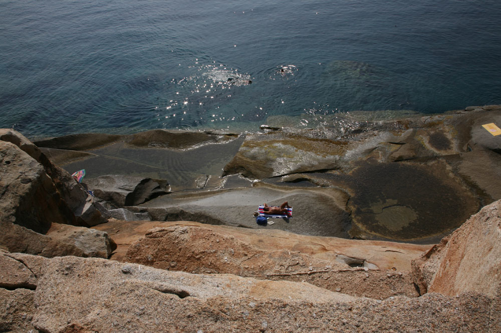 La Spiaggia delle Piscine