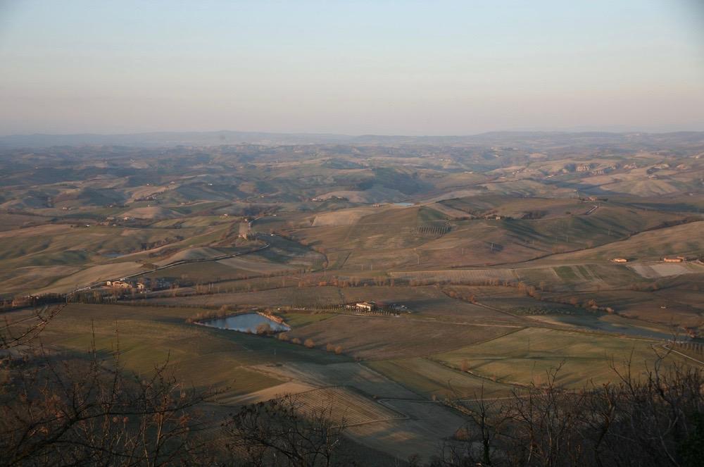 Montalcino, Tuscany