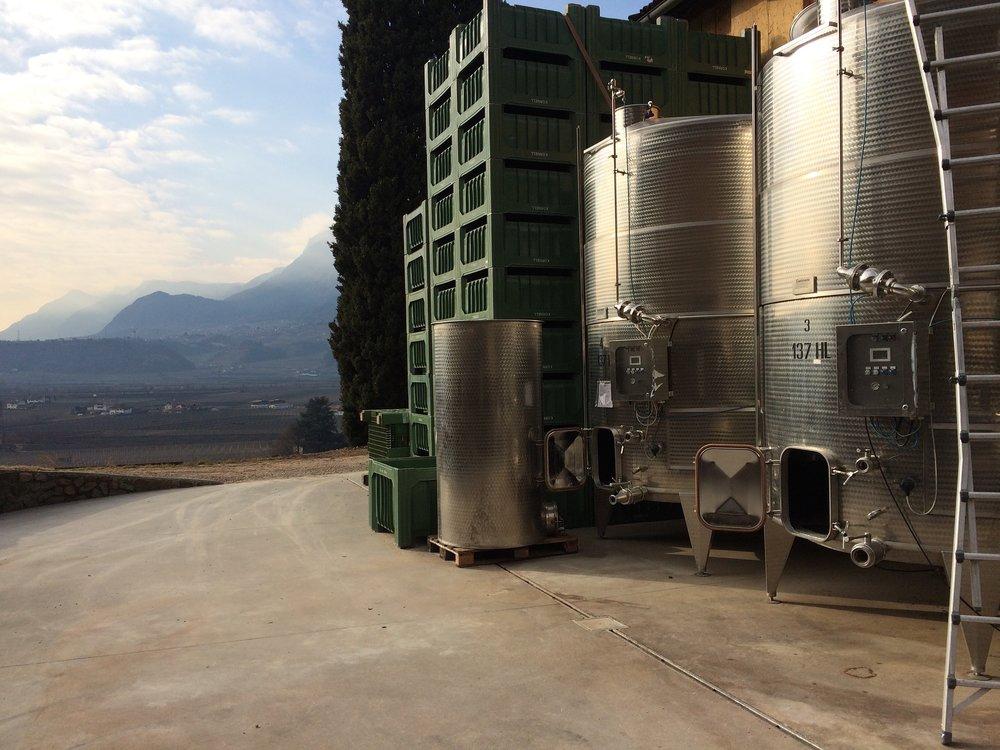 Tenuta Kornell, Terlano, Bolzano, Alto Adige