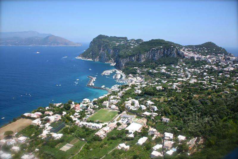 Capri, Campania