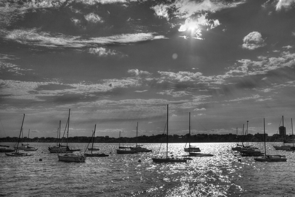 Photography, Location Photography, HD Images, Quality Photography, Nature, Black and white, Boats,