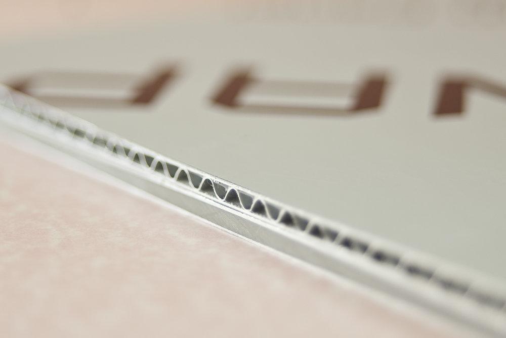 Aluminum panel, QNAP, products