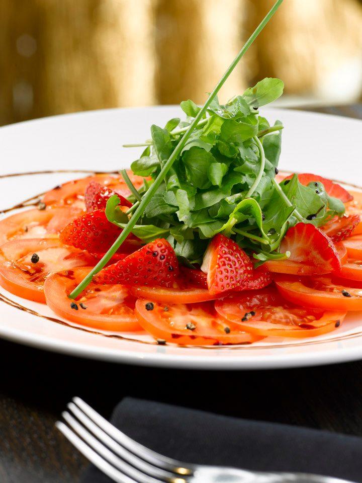 Salad, Strawberry, Healthy Food,