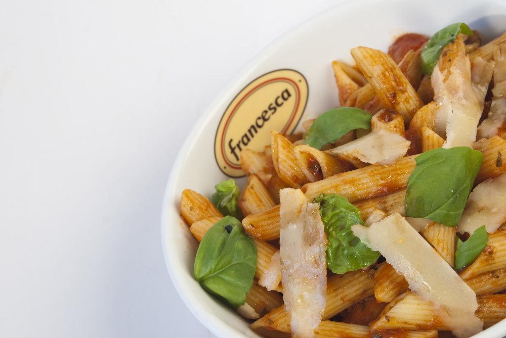 Pasta, Francesca, Meat