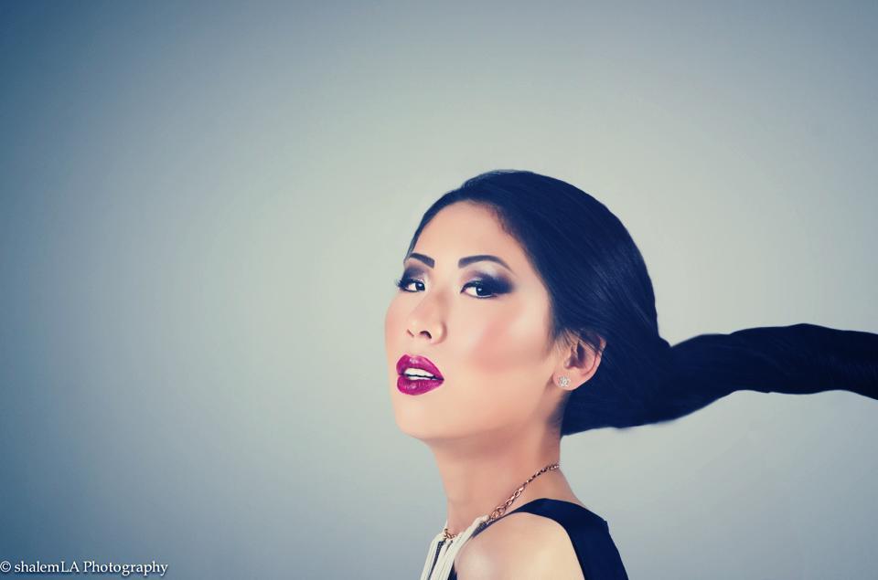 Model: Amber Chen MUA: Saman Habib Post Production: Intenze Digital Glamor