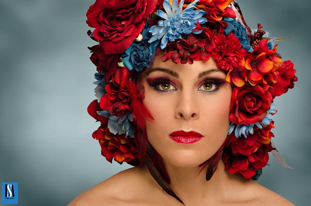Model: Adri Monte MUA: Melissa Anne Mua Artistry Hair: Carina Tafulu Shot at: Wonderland Studios OC