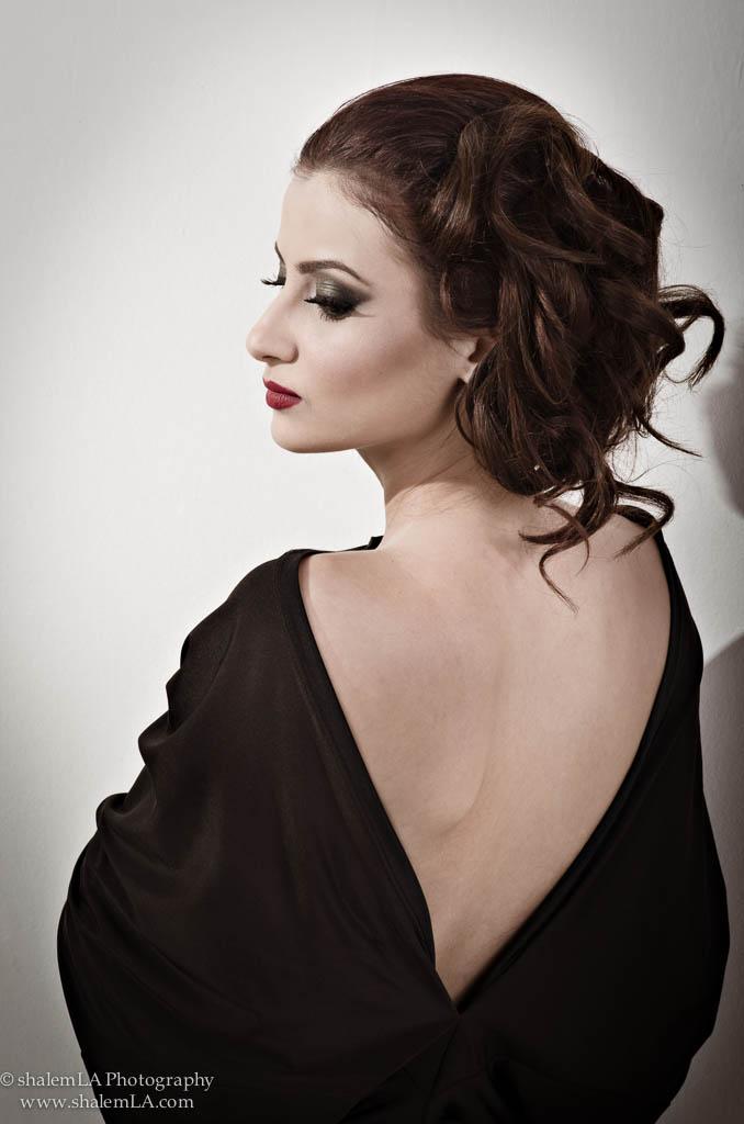 Model: Diana Khandzhyan MUA: Ella Vee Hair: Ester C. Styles
