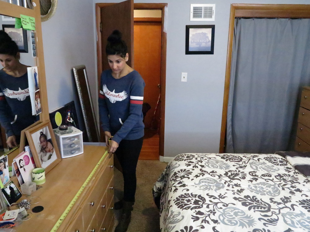 Developing a new floor plan.