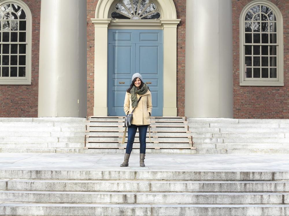 :: harvard campus ::