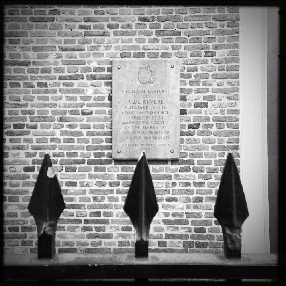 :: the old north church ::