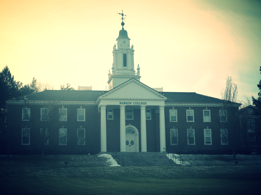 :: babson college ::
