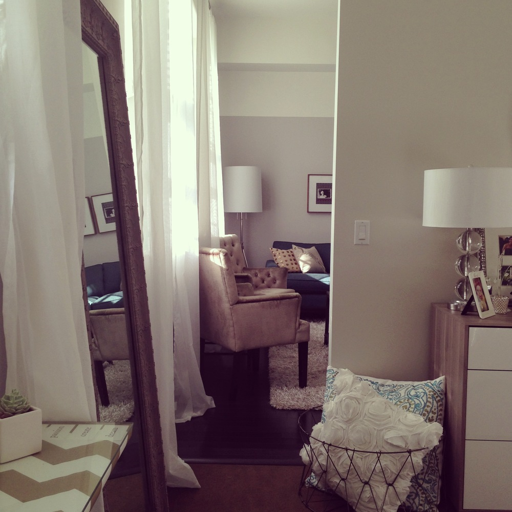 I love when your light shines through my windows.:: gina rachelle residence ::