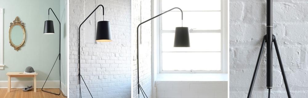:: the eileen floor lamp ::
