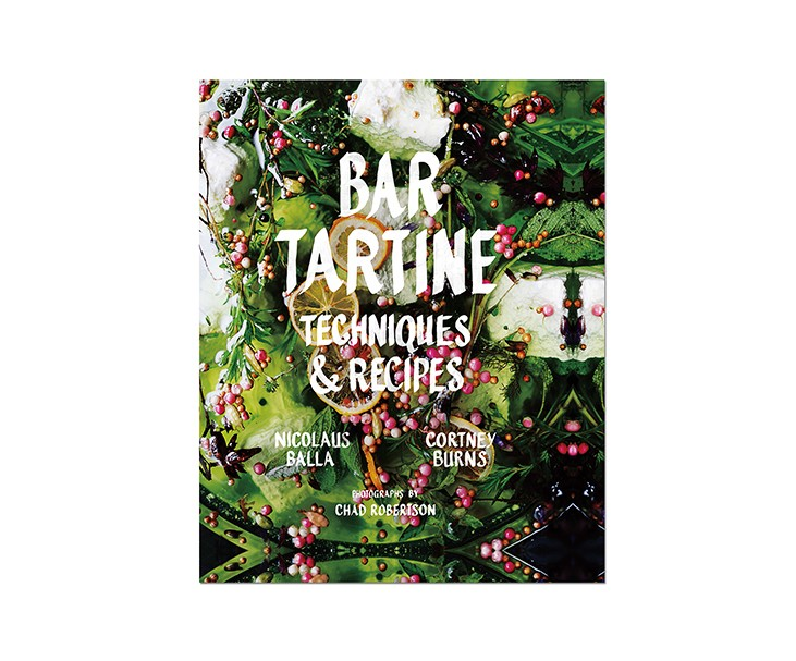 Bar Tartine Book $40