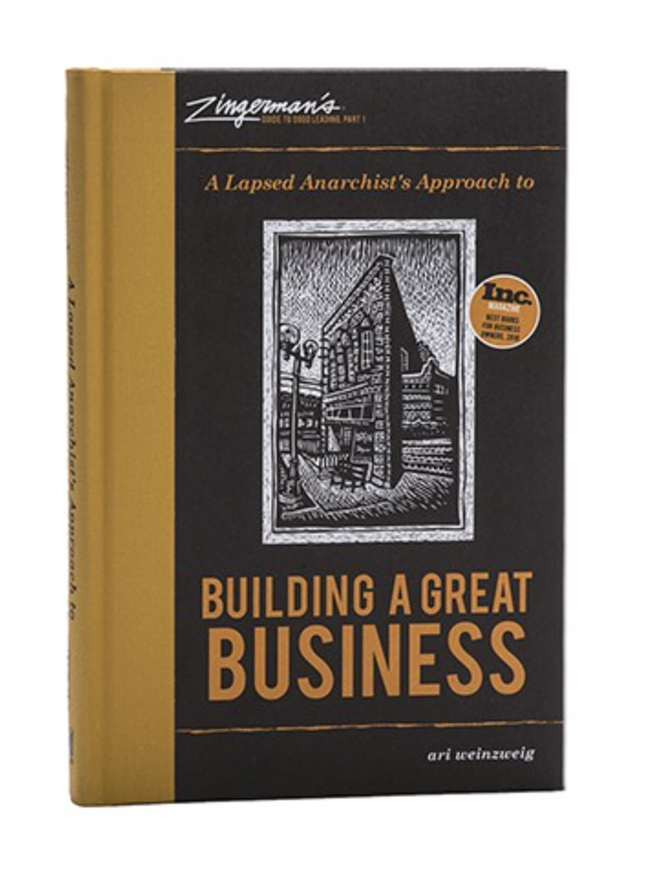 Book: Building a Great Buisness via Heath Ceramics ($29.95)