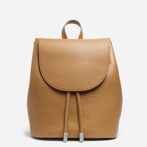 The Petra Backpack (Tan), Everlane via The Petra Collection ($330)