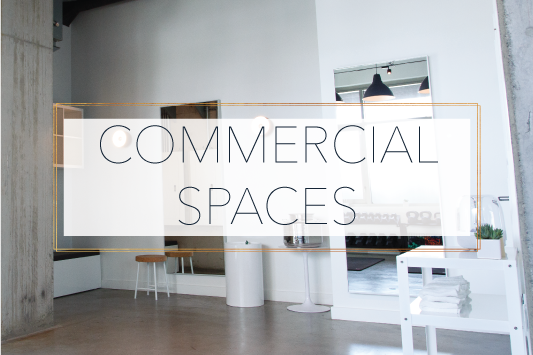 Gina Rachelle Design - Commercial Spaces