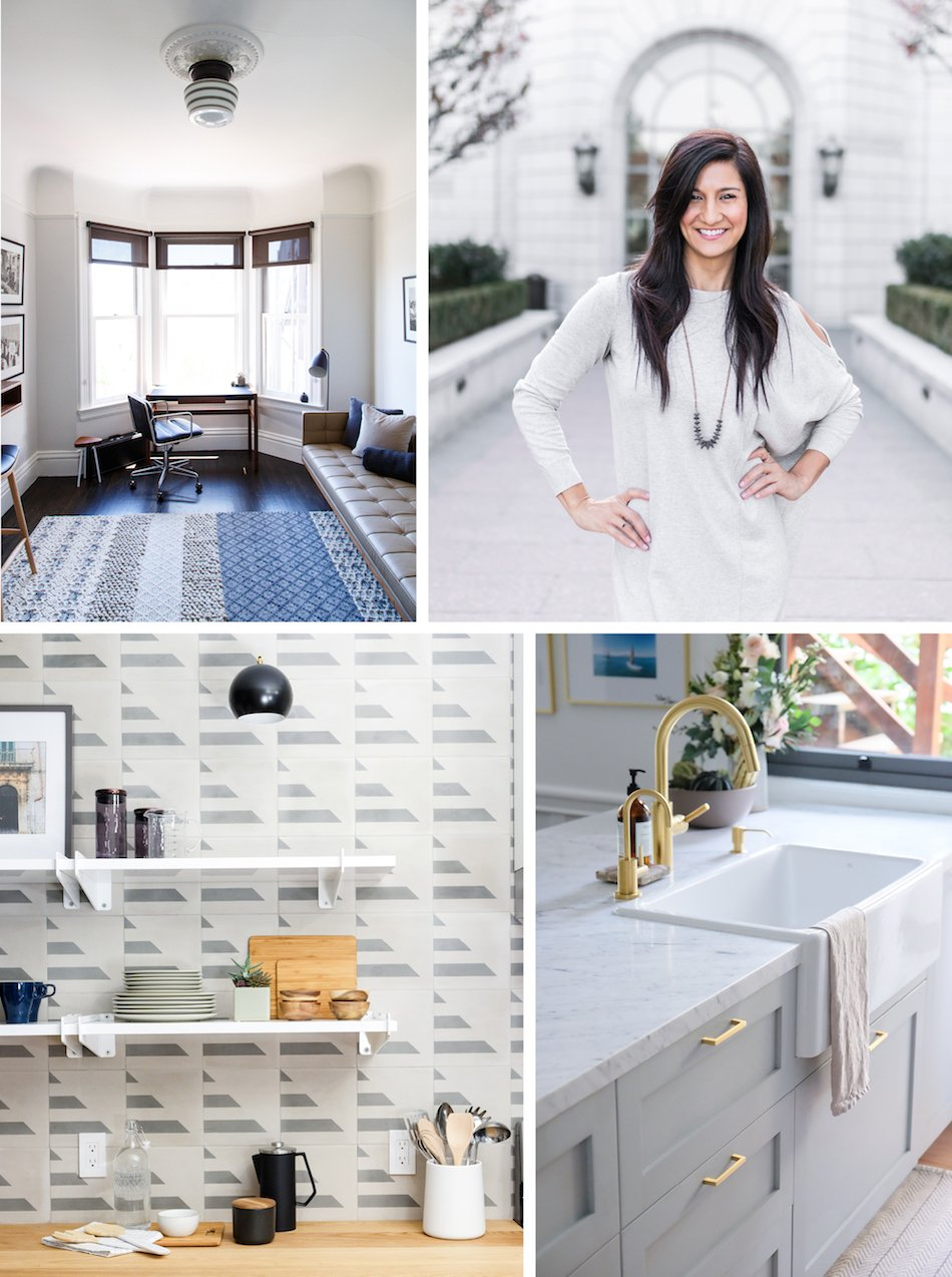 Designer Spotlight: Gina Gutierrez - Since starting Gina Rachelle Design in 2012 inside the modest confines of her 650 square foot apartment, Gina has continued to soar higher every year, winning clients over with her trademark ease and clean aesthetic. A longtime Schoolhouse fan, she often incorporates our signature lighting, hardware and lifestyle accessories into her various projects. We chatted with her about her process and design inspirations below.Read more.