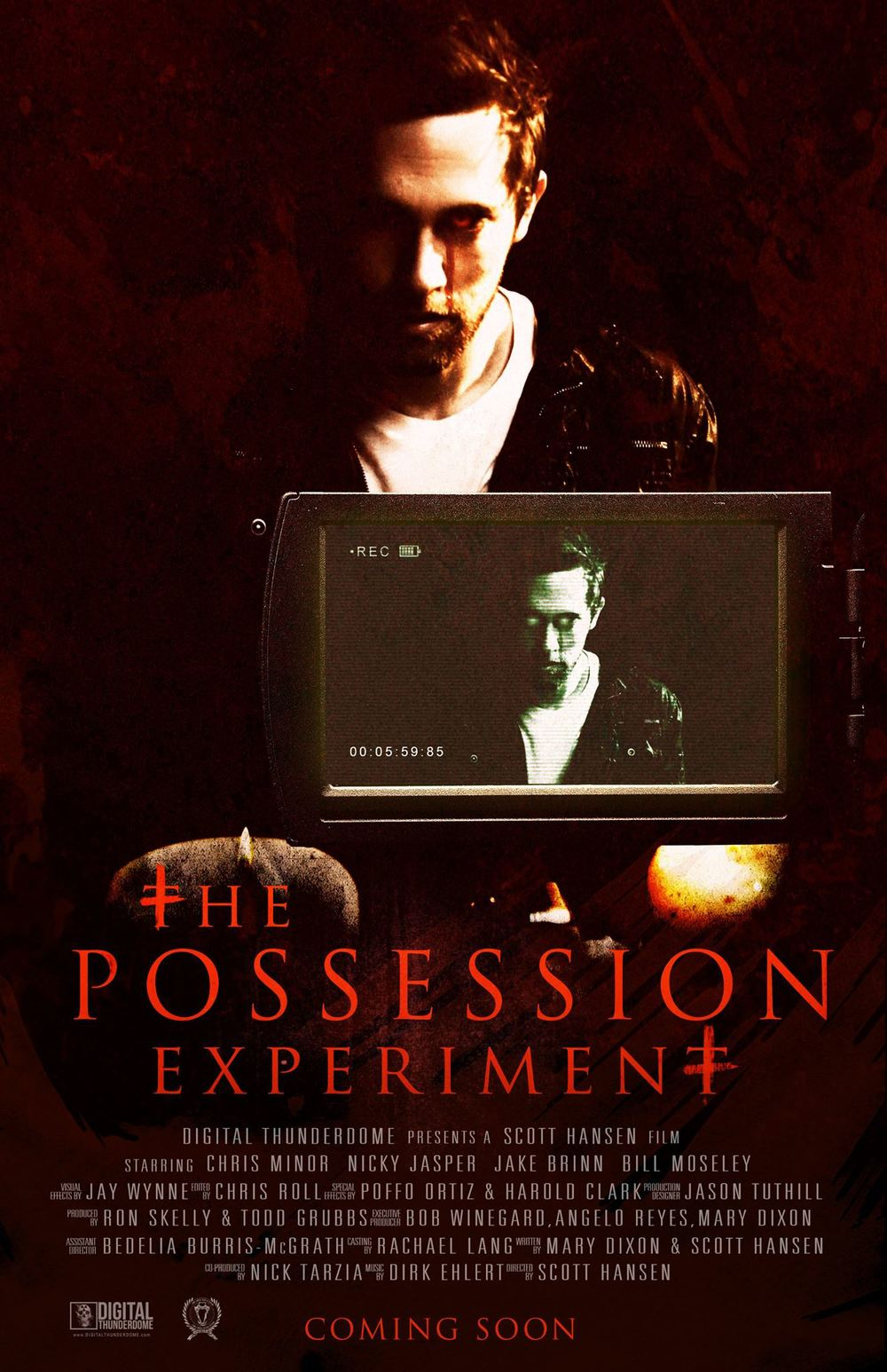 The Possession Experiment - Post Production