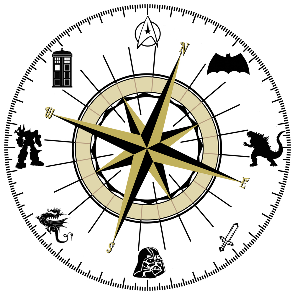 Geek Therapy Compass