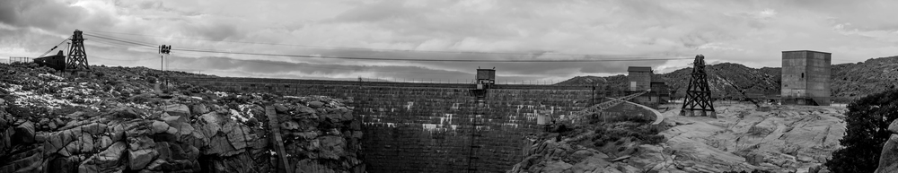 Pathfinder Dam