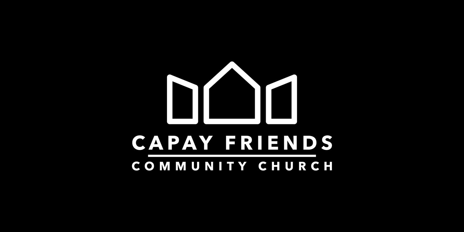 Podcast - Friends Church Capay