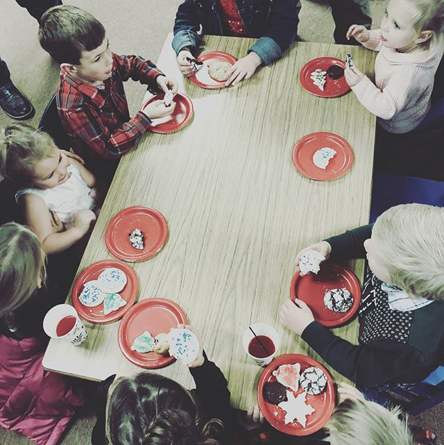 Little Friends Christmas #capay #friendschurch