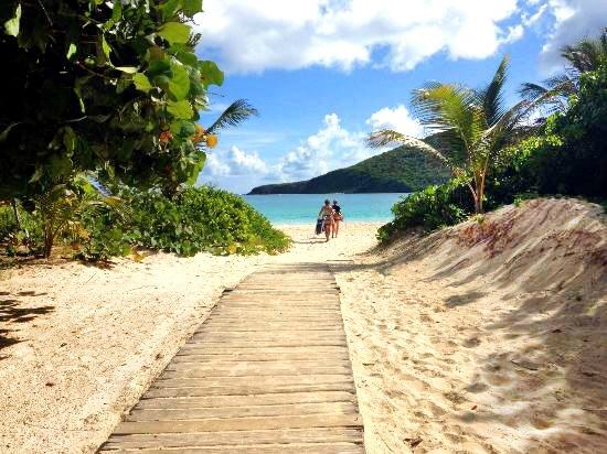 Flamenco beach, Culebra, Puerto Rico photo as published by Tripadvisor.com