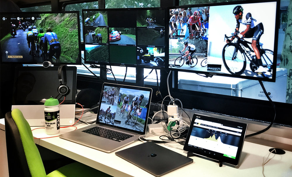Dimension Data's mobile nerve centre: The Big Data Truck
