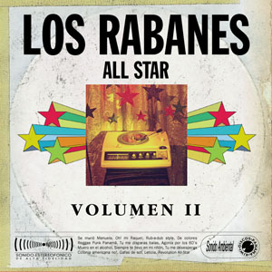 Los Rabanes All Star - Volumen II