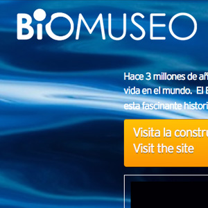 Biomuseo Website