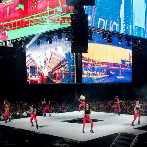 Zumba Fitness Concert 2013