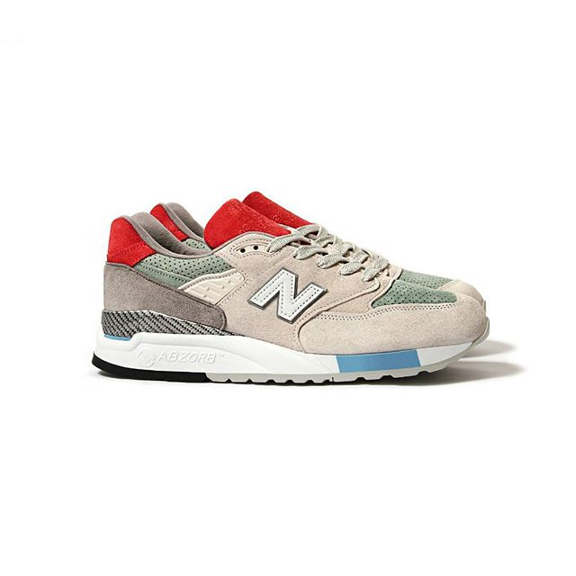 """@cncpts x @newbalance Made in USA' 998 """"Grand Tourer"""" drops today 12/26/15"""